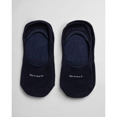 2 PACK SOLID INVISIBLE SOCKS
